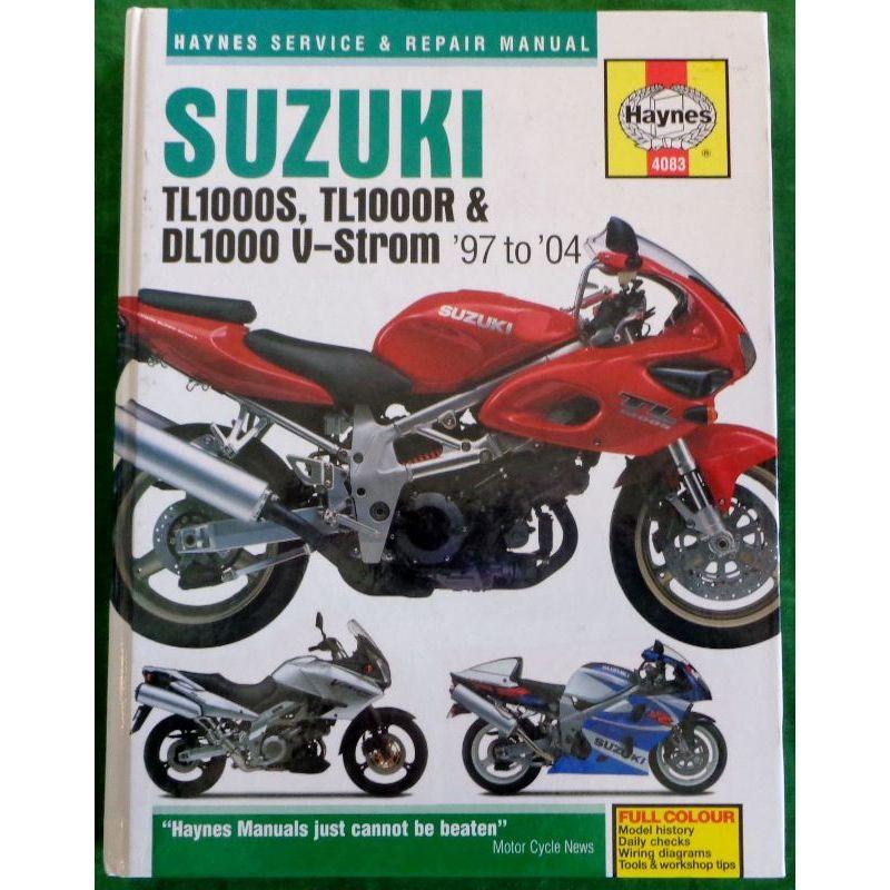 Suzuki Tl1000s: Wire Diagram Suzuki Tl1000r At Aslink.org