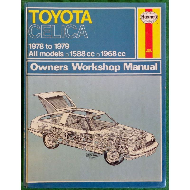 toyota celica workshop manual books and toys rh booksandtoys co nz celica st184 workshop manual celica st184 workshop manual