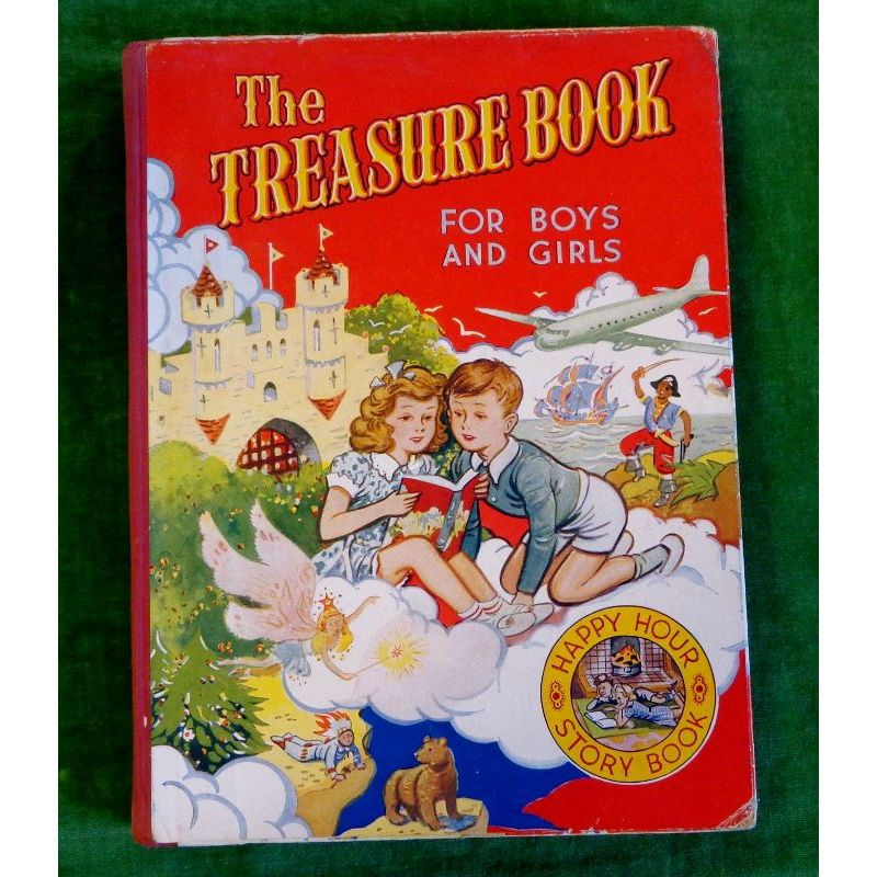 Toys For Boys Book : The treasure book for boys and girls books toys