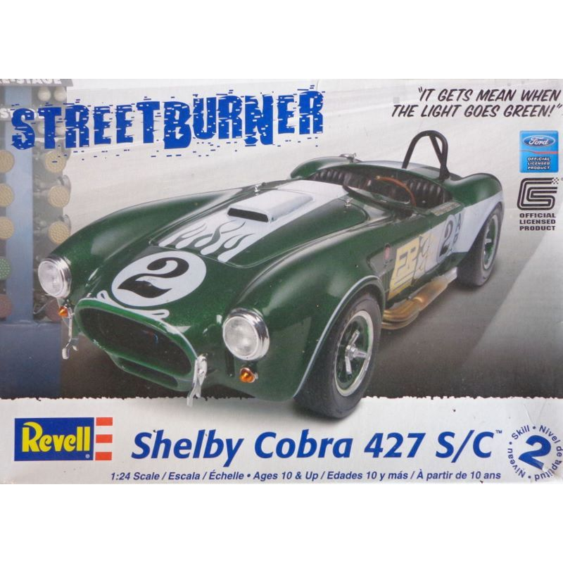 1:25 Shelby Cobra 427 S/C
